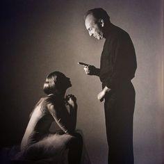 Balanchine and Suzanne Farrell