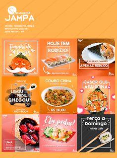 Social Media: Various Companies - Malia Food Graphic Design, Food Poster Design, Menu Design, Food Design, Print Design, Social Media Poster, Social Media Banner, Social Media Template, Social Media Marketing