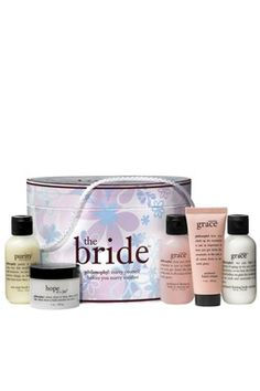 Get it while its hot!  Hautelook.com is selling some Philosophy products at a reduced price. Right now the price is $34.00