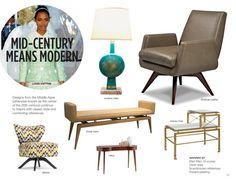 Trend: Mid-Century Means Modern #hpmkt