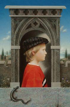 Fine Art Connoisseur - New Portraits In Classical Language