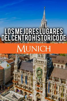Las mejores cosas que hacer en el centro histórico de Munich Travel Blog, Austria, Broadway Shows, Travel, Tips, World, Munich Germany, Brick Path, Bavaria