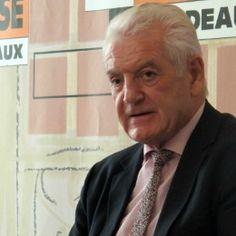Philippe Madrelle au Club de la Presse de Bordeaux petite