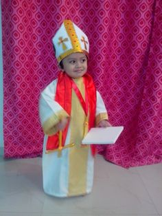 My little Pope