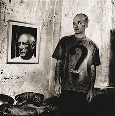 Michael Stipe by Anton Corbijn ... Follow - > http://songssmiths.wordpress.com Like -> http://www.facebook.com/songssmithssongssmiths
