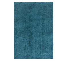 Poodle Shaggy Rug in turquoise from Fantastic Furniture at Crossroads Homemaker Centre