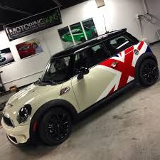 Image result for mini cooper union jack wraps