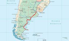 Confraria dos Lobos: #Viagem: Puerto Deseado, Argentina - Como chegar.
