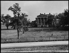 Belle Grove Plantation from the levee on Old River Road in Louisiana.so hauntingly sad. Old Mansions, Abandoned Mansions, Abandoned Houses, Abandoned Places, Old Houses, Southern Plantation Homes, Plantation Style Homes, Southern Mansions, Plantation Houses