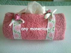 Resultado de imagen para manualidades con toallas