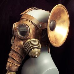 steam punk | gear steampunk we have seen many tom banwell s steampunk gas mask ...