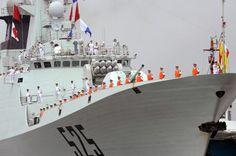 Esercitazioni navali cinesi nei nodi commerciali del Mediterraneo