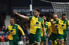West Brom 0-1 Norwich: Robbie Brady strikes to lift Canaries out of relegation zone and cap week from hell for Tony Pulis