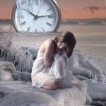 frozen in time. the past Double Exposition, Time Stood Still, Clock Art, Frozen In Time, Illustrations, Time Art, Time Travel, Black And White Photography, No Time For Me