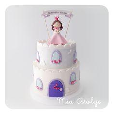 şatolu prenses pasta