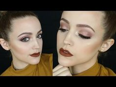 Romantic Makeup Tutorial - YouTube