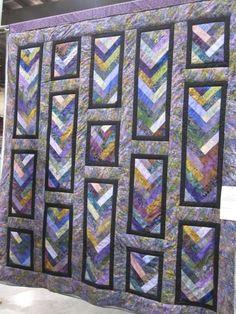 True Blue Canadian: Kawartha Quiltmakers' Guild Quilt Show - Part one Batik Quilts, Jellyroll Quilts, Panel Quilts, Blue Quilts, Scrappy Quilts, Bright Quilts, Quilt Blocks, Quilting Projects, Quilting Designs