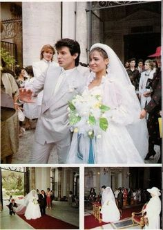 Roger and Giovanna's wedding!