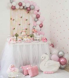 Pinterest Decoracion Baby Shower.274 Best Baby Shower Swan Theme Images In 2020 Baby Shower