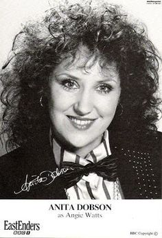 '80s Actual: EastEnders Angie Watts: