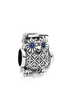 A wise choice for your Pandora Moments bracelet and a meaningful gift for someone special, show your story with this owl charm. Shop your Pandora Charms here. Charms Pandora, Owl Charms, Pandora Rings, Pandora Bracelets, Pandora Jewelry, Charm Jewelry, Owl Jewelry, Charm Bead, Beading Jewelry