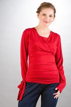 32,80 eur Bell Sleeves, Bell Sleeve Top, Blouse, Long Sleeve, Women, Fashion, Moda, Long Dress Patterns, Fashion Styles