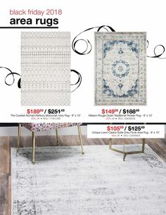Overstock Black Friday 2018 Ads and Deals Browse the Overstock Black Friday 2018 ad scan and the complete product by product sales listing. Black Friday News, Floral Area Rugs, Persian Rug, Holiday Ideas, Coupons, Ads, Furniture, Home Decor, Persian Carpet