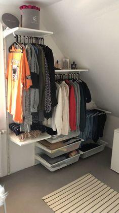 Bedroom Setup, Room Design Bedroom, Room Ideas Bedroom, Home Room Design, Chill Room, Minimalist Room, Aesthetic Room Decor, Dream Rooms, Fashion Room