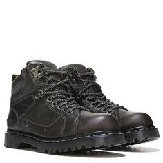 Dr. Martens Diego Lace Up Boot Black