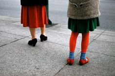 Red Stockings, 1961. © Fred Herzog