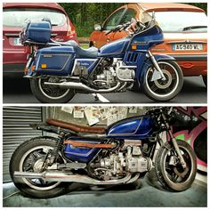 Honda Goldwing Cafe Racer Caferacer Motorcycles