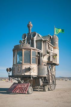 """Burning  man Credit: Scott London Last year's event attracted 68,000 people. Artists, or """"burners"""", create epic installations, some of which feature in a..."""