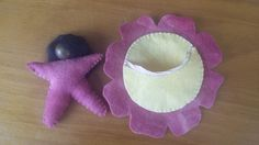 Star baby with flower sleeping bag