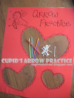 Nap Time Journal: Easy Last Minute Game ideas for Classroom Valentine's Party