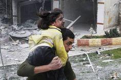 Ουάσιγκτον: H πείνα ως πολεμικό όπλο από το συριακό καθεστώς: Οι ΗΠΑ κατηγόρησαν χθες το συριακό καθεστώς ότι χρησιμοποιεί «την πείνα σαν…