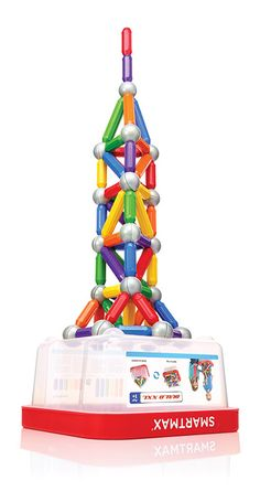 SmartMax | Colorful and safe magnetic construction toys for young childrenSmartMax homepage