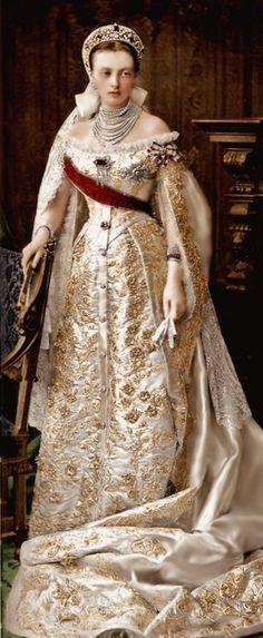 My Ear-Trumpet Has Been Struck By Lightning — ornamentedbeing: Grand Duchess Anastasia...