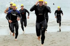 Runner, Competition, Triathalon