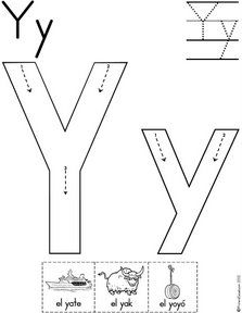 letr a y fichas del abecedario y el alfabeto para descargar gratis para imprimir de niños