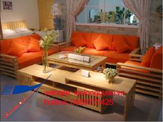 sofa gỗ sồi 004