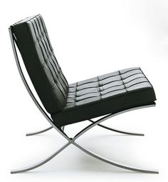 Barcelona Chair - Ludwig Miles van der Rohe - Knoll