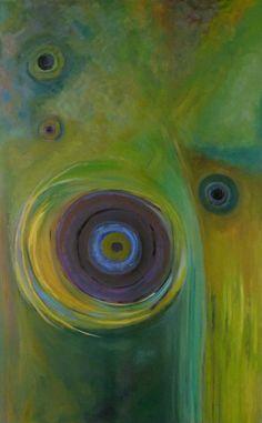 Abstracte de gran format - Carme Garcia Pardo
