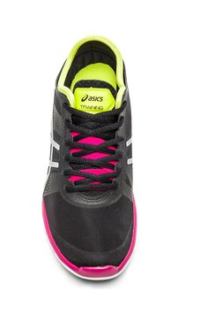 fdb1e7bc0158 Shop for Asics Gel-Zaraca 2 in Black   Hot Pink at REVOLVE.