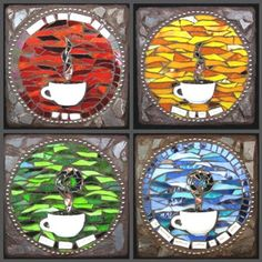 Paper Under Glass-Momma Mosaics' Signature Style   Blogs   Delphi Stained Glass