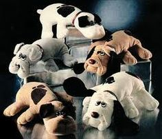 I used to love Pound Puppies!