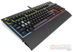 Corsair Announces the Strafe RGB Silent Gaming Keyboard - http://gamingtilldisconnected.com/2015/10/corsair-announces-strafe-rgb-silent-gaming-keyboard/19810
