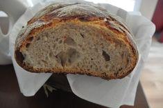 Pain de campagne de Eric Kayser Recette extraite du livre : Le LAROUSSE DU PAIN Je viens de réaliser le pain de campagne en suivant la recette d'Eric Kayser, j'ai apporté une seule modification la cuisson. Désormais, je cuis tous mes pains dans ma cocotte,...
