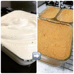 この画像は「簡単レシピの域を超えた!材料1つインスタで話題の『卵だけケーキ』」のまとめの6枚目の画像です。