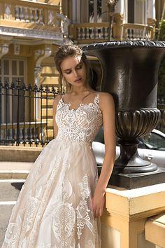wedding dress Marisol Каталог, страница товара — Tina Valerdi