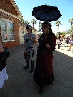 Wild Western Festival at Saguaro Ranch Park in Glendale AZ 2013